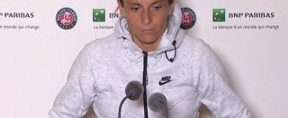 """Roland Garros 2016, Roberta Vinci: """"Molto male, ho bisogno di staccare"""""""