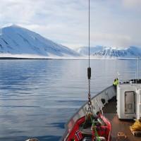 """In navigazione con la """"Nordstjernen"""""""