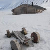 Un vecchio rifugio per cacciatori