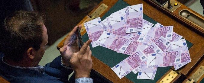 de0b64e5ea 500 euro, addio alla banconota a fine 2018.