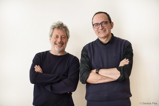 Alessandro Baricco e Gabriele Vacis 3