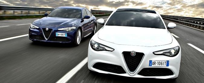 Alfa Romeo Giulia, finalmente arriva il debutto su strada – VIDEO