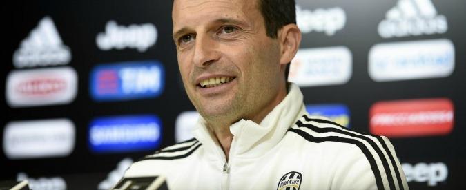 Massimiliano Allegri prolunga il contratto con la Juventus fino al 2018 – Video