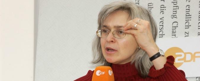 Anna Politkovskaja, il coraggio della 'donna non rieducabile'