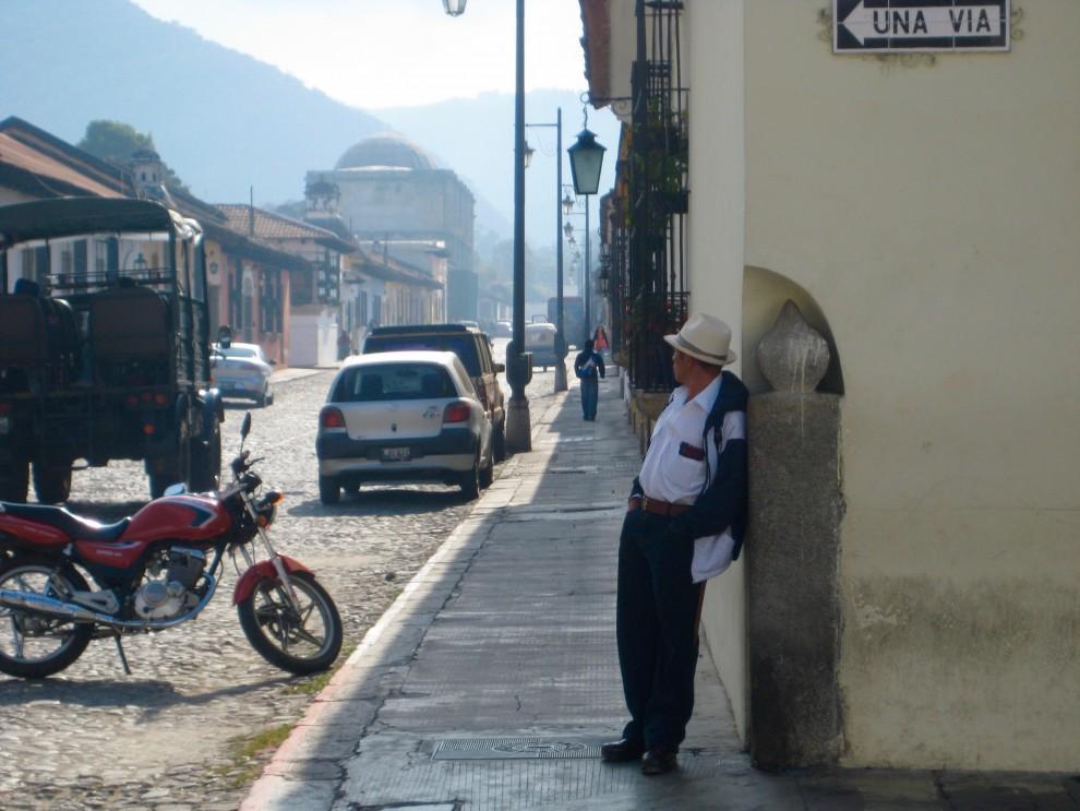 Antigua, centro storico