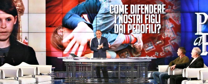 Fortuna Loffredo, il circo mediatico e la lobby dell'orrore in tv