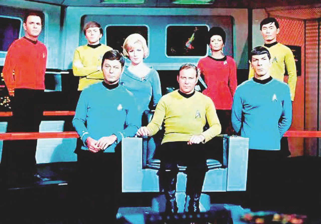 I 50 anni di Star Trek: per Kirk e compagni, una festa galattica