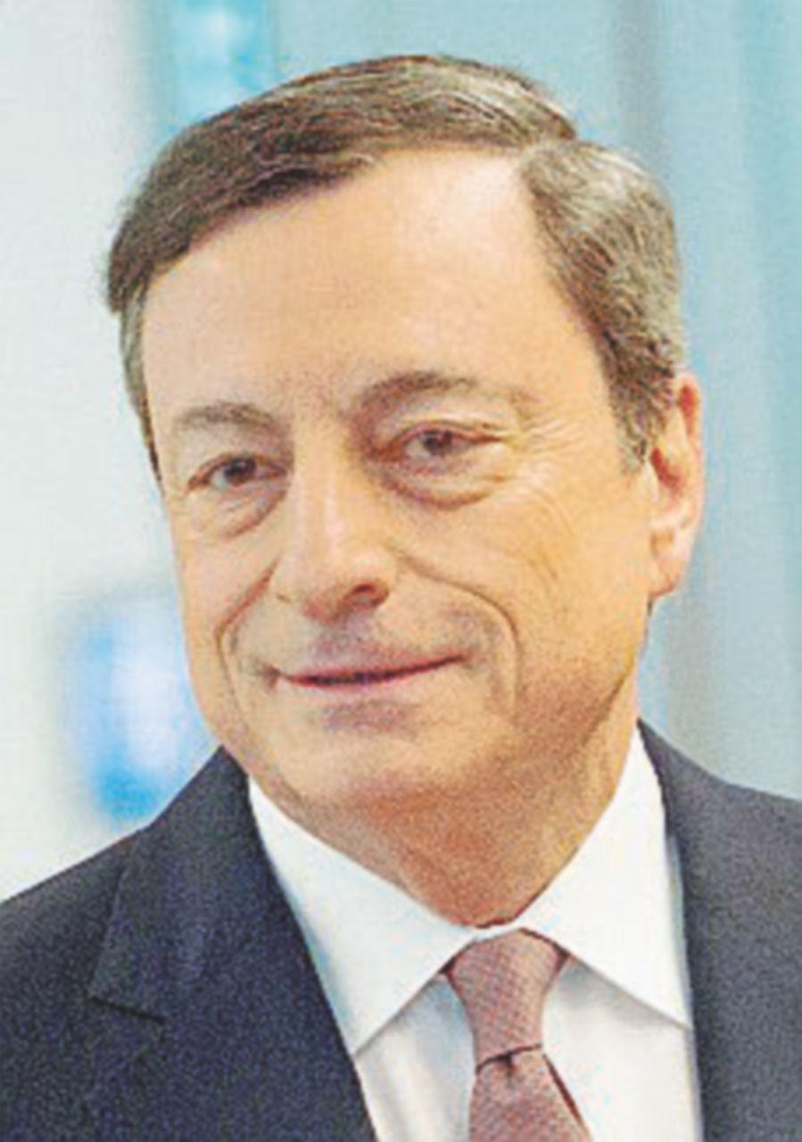 "La replica di Draghi: ""Tassi negativi colpa di bassi investimenti"""