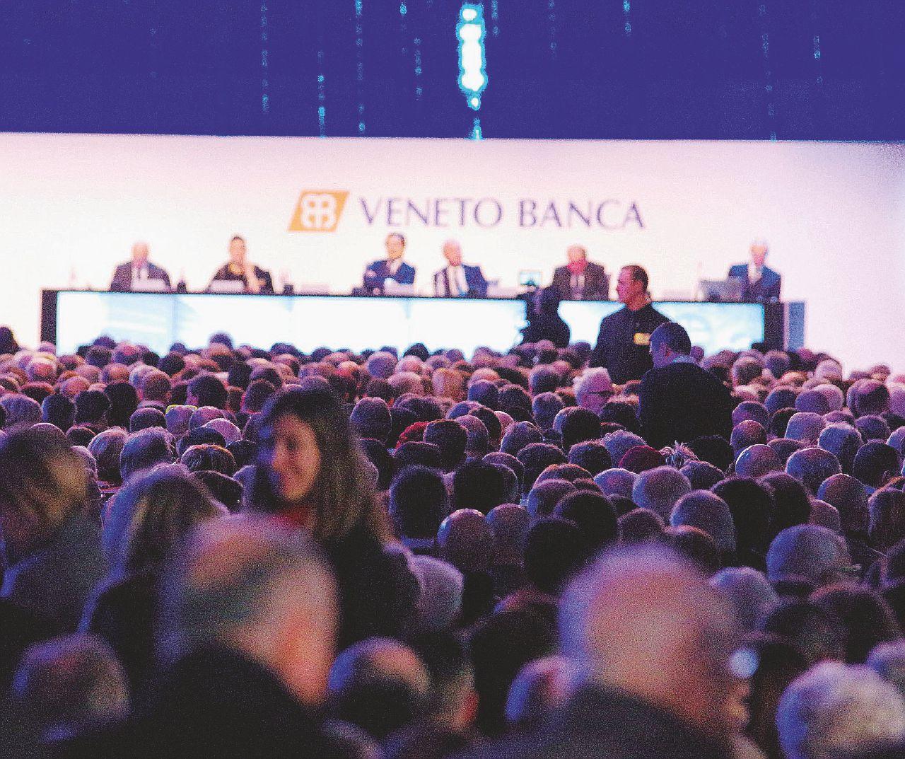 Emergenza credito, dopo Vicenza tocca a Veneto Banca