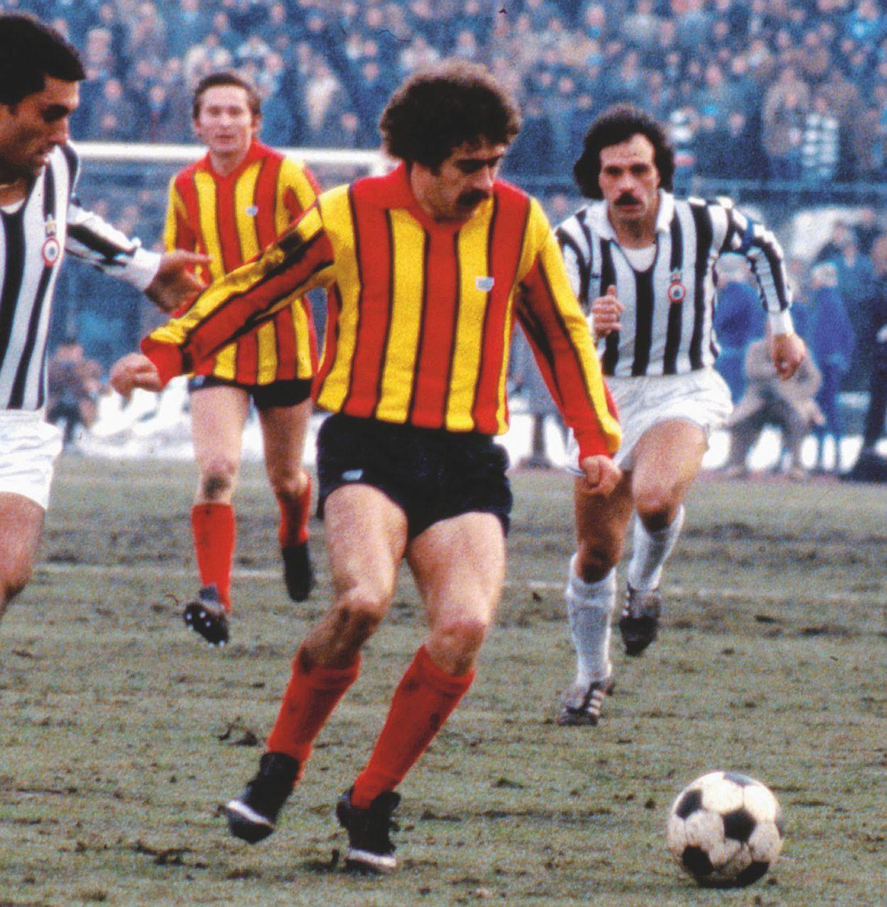 """A Catanzaro come a Leicester, è sempre capitan Claudio"""