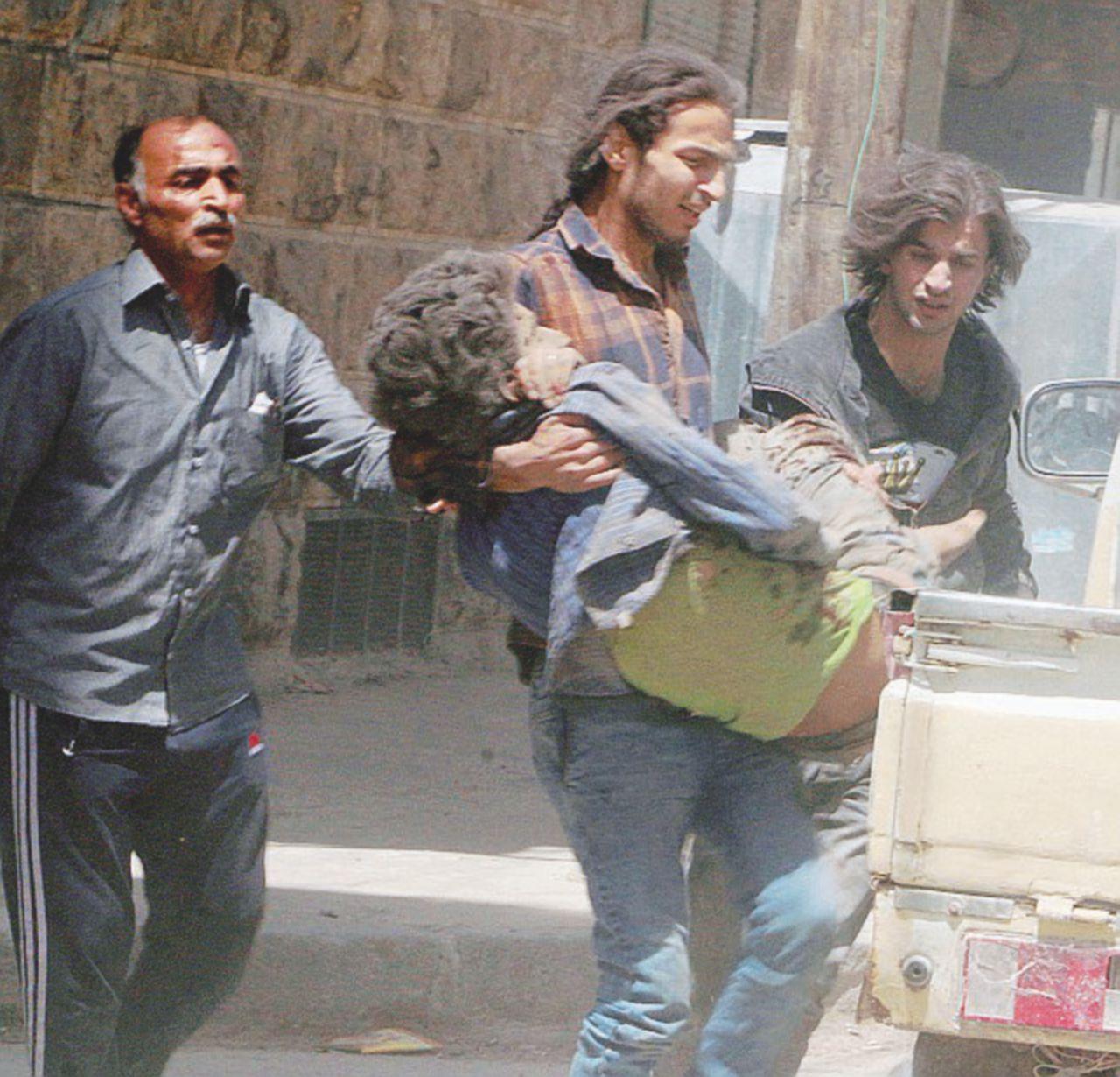 La fatwa dell'imam filo-Assad: distruggete Aleppo