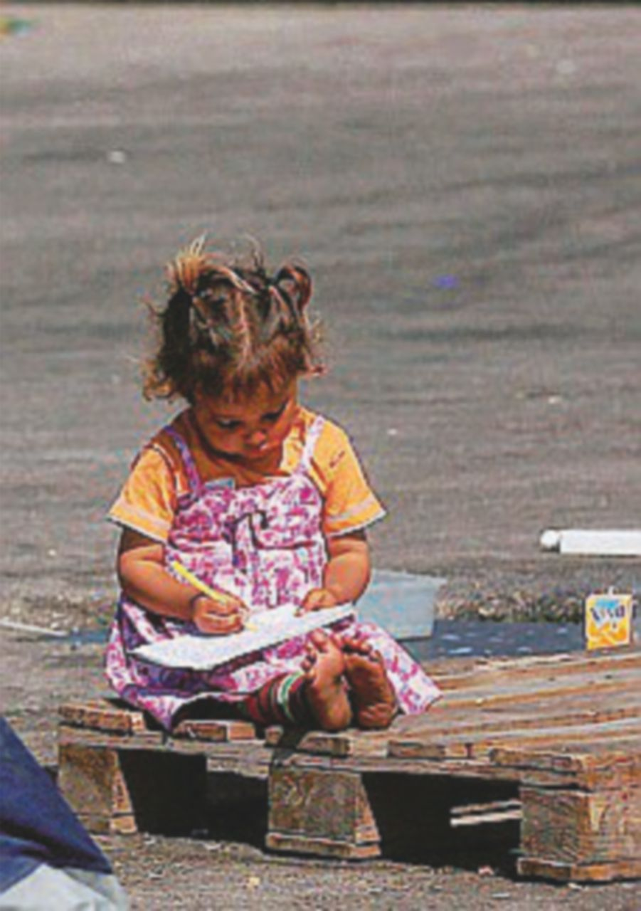 """""""Molti bambini stranieri scompaiono all'arrivo in Europa"""""""