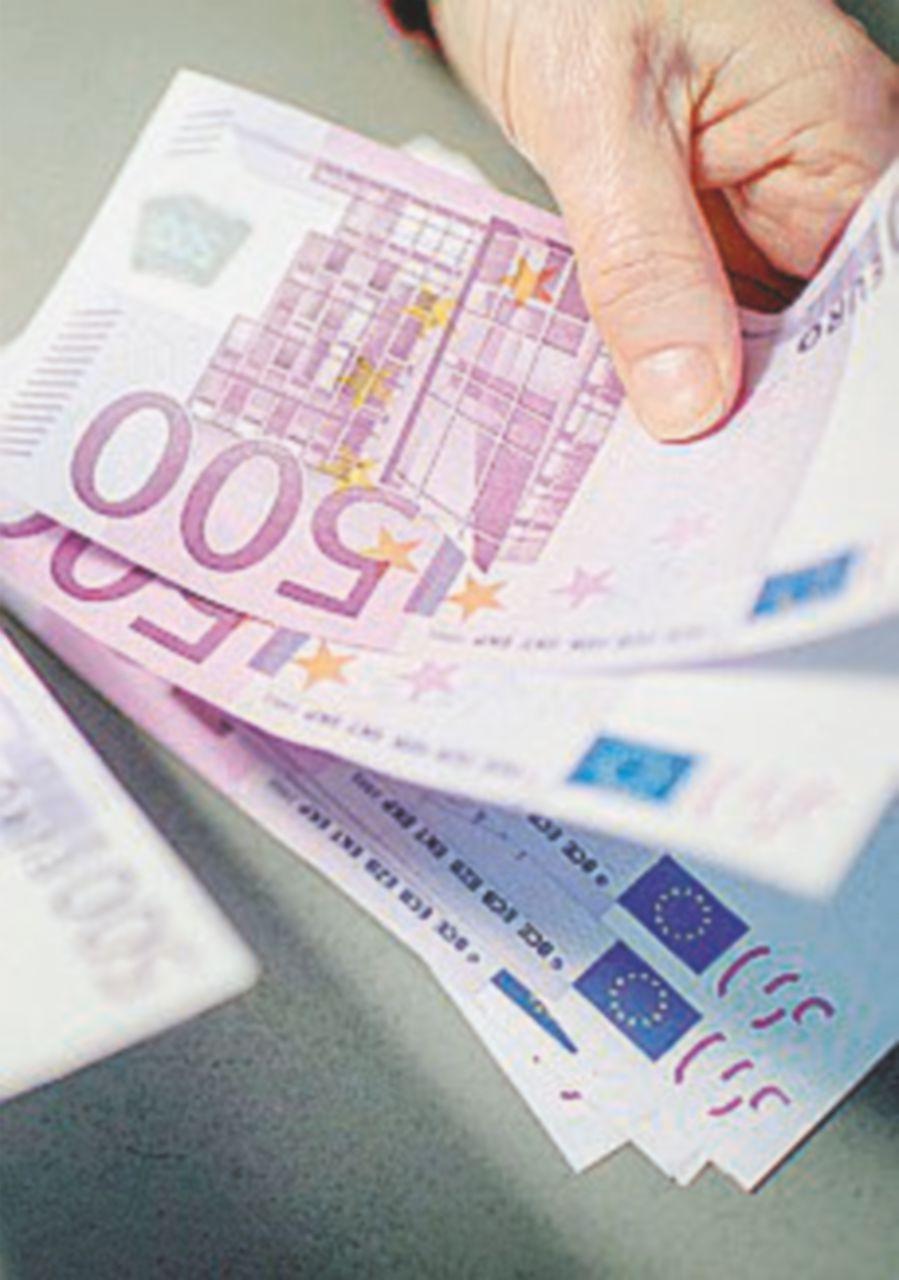 Riciclaggio, evasione: addio banconote da cinquecento euro