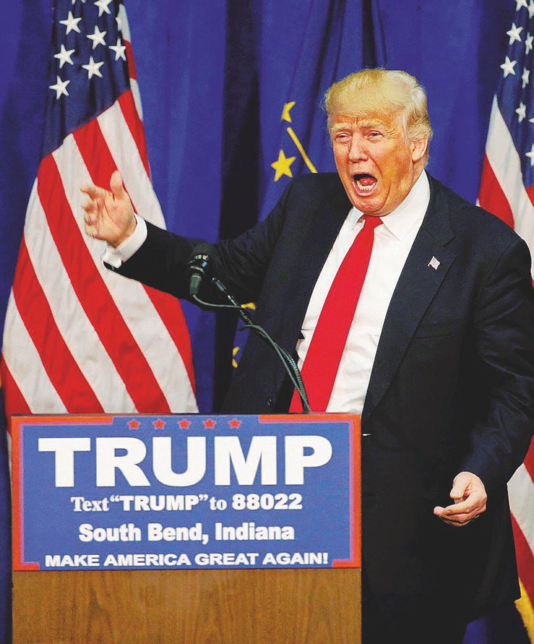 SuperTrump vince da solo e fa fuori tutti i repubblicani