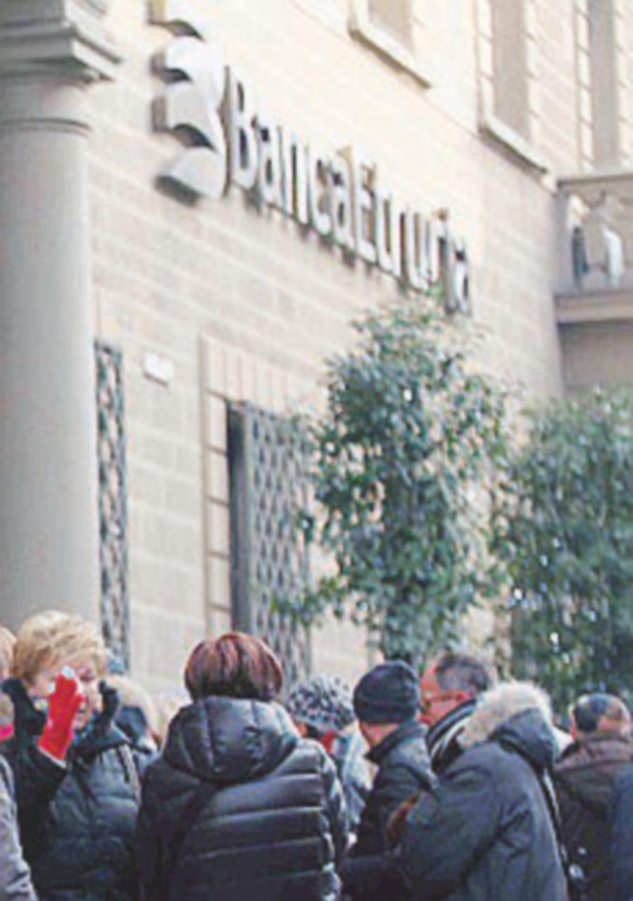 """Il gup: """"No parte civile per i risparmiatori, solo la Banca d'Italia"""""""