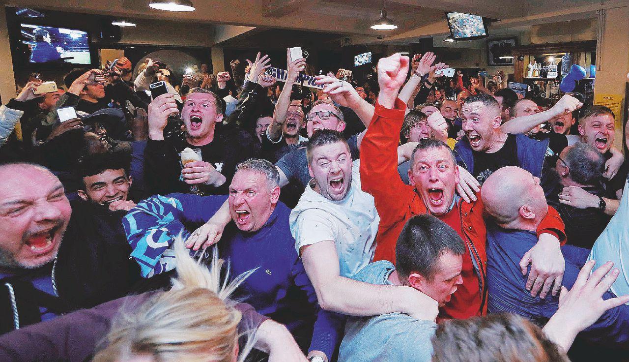Lo sberleffo del Leicester al mondo fondato sul rating