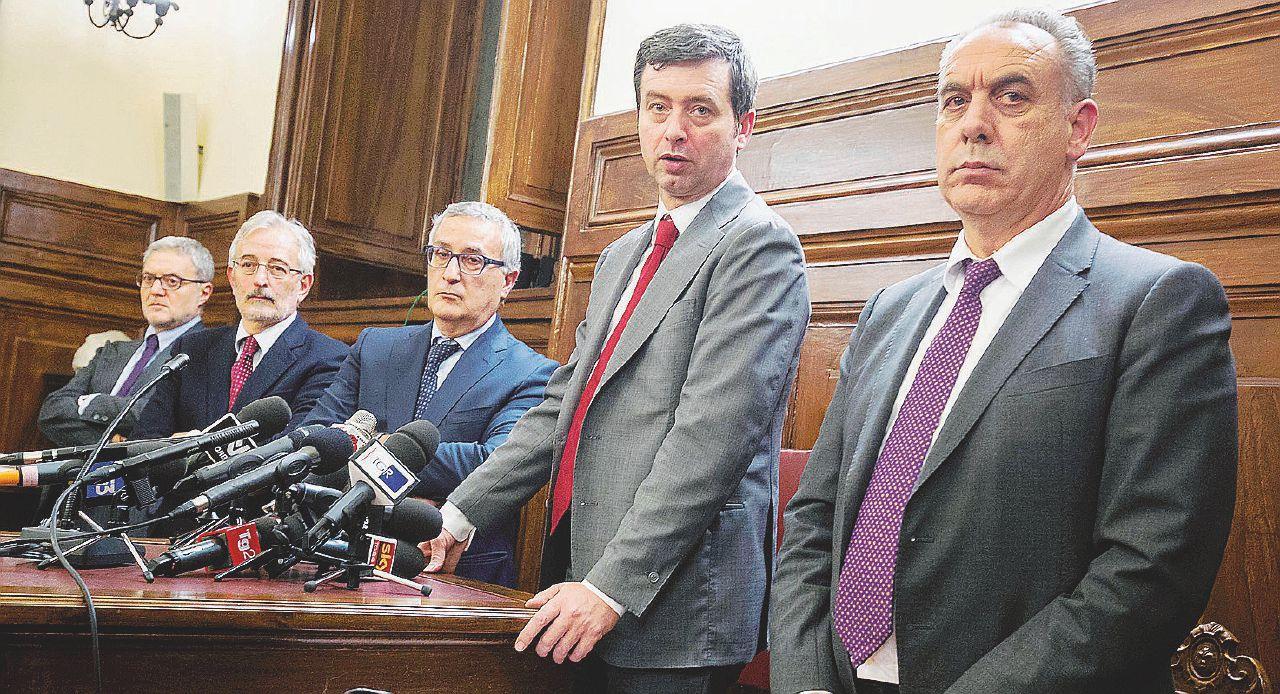 Ministro, Csm e Pd: tutti contro il giudice Morosini
