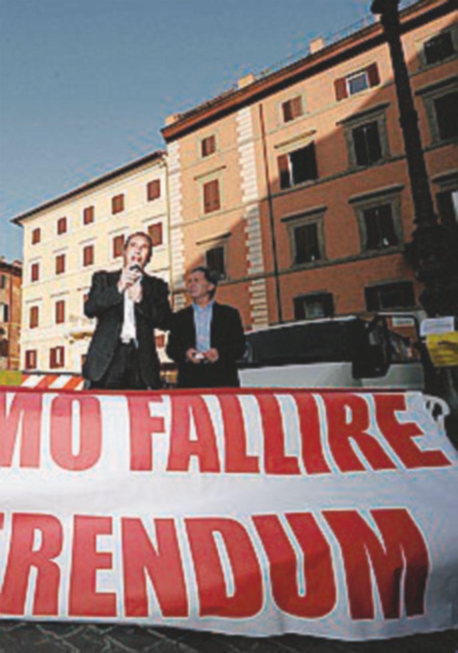 Referendum,  dall'Emilia il tour dei comitati del No