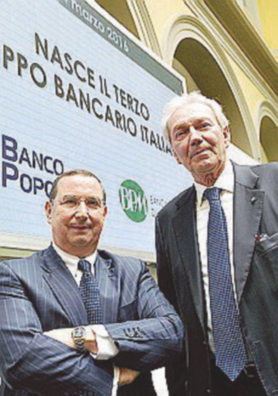 Banco Popolare, sì all'aumento da un miliardo