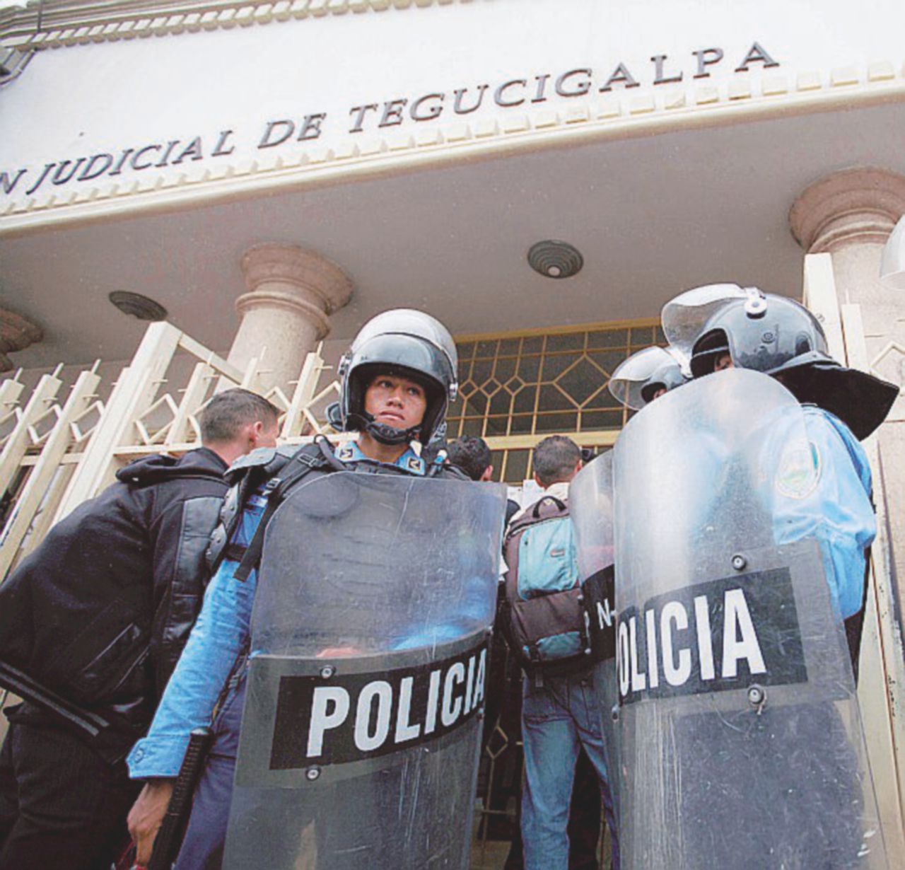 Il processo-simbolo dei mali dell'Honduras