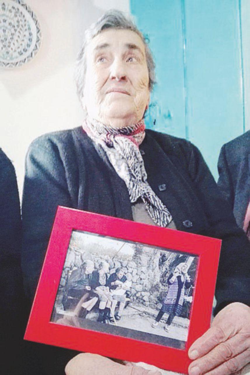 Le vecchie migranti nuove Madonne di Lesbo