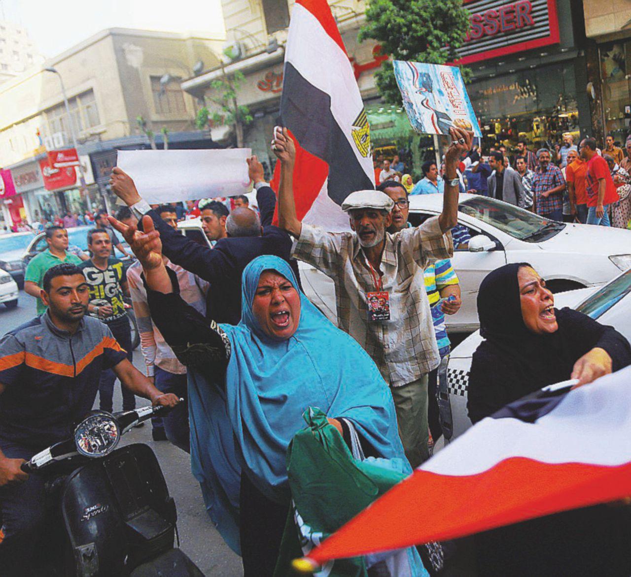 Al-Sisi è un raìs, ma senza di lui sarebbe ancora peggio