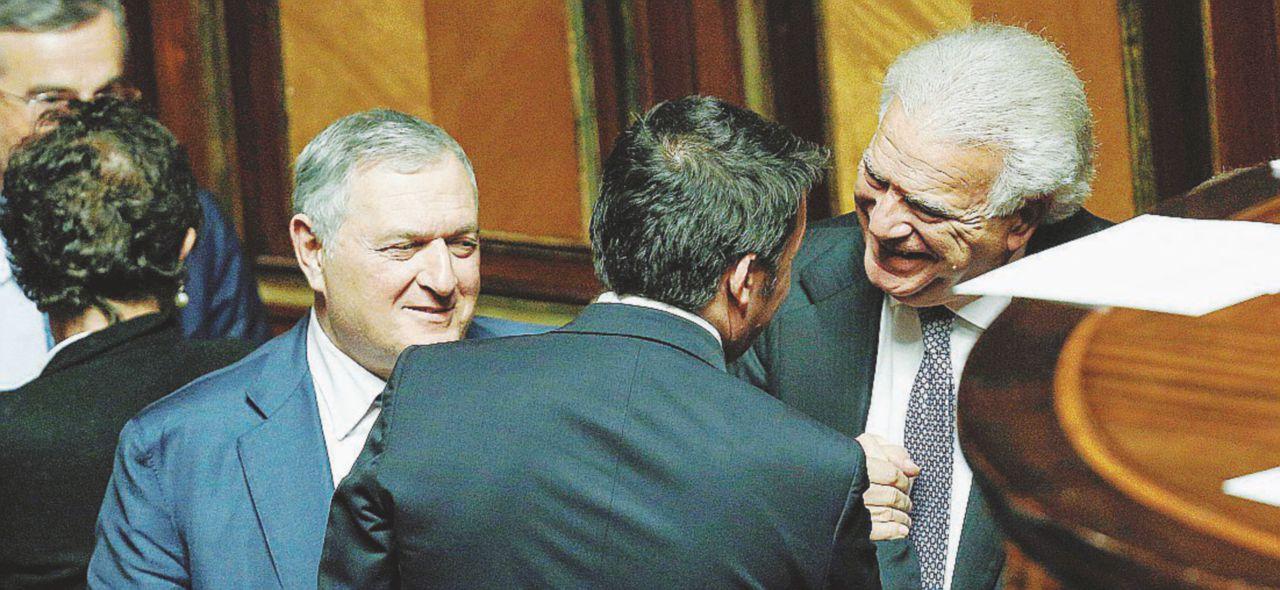 """""""Non siamo più amanti clandestini, ora Renzi è il nostro fidanzato"""""""