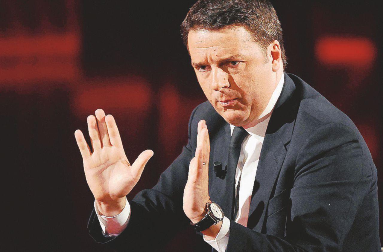 Errori, bugie e nomine: show da salotto per Renzi