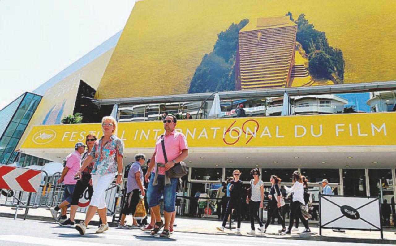 Poche donne, tanta paura: è ancora Cannes