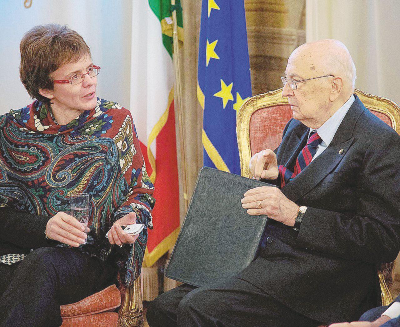 Anche Napolitano boccia  il progetto del dopo-Expo