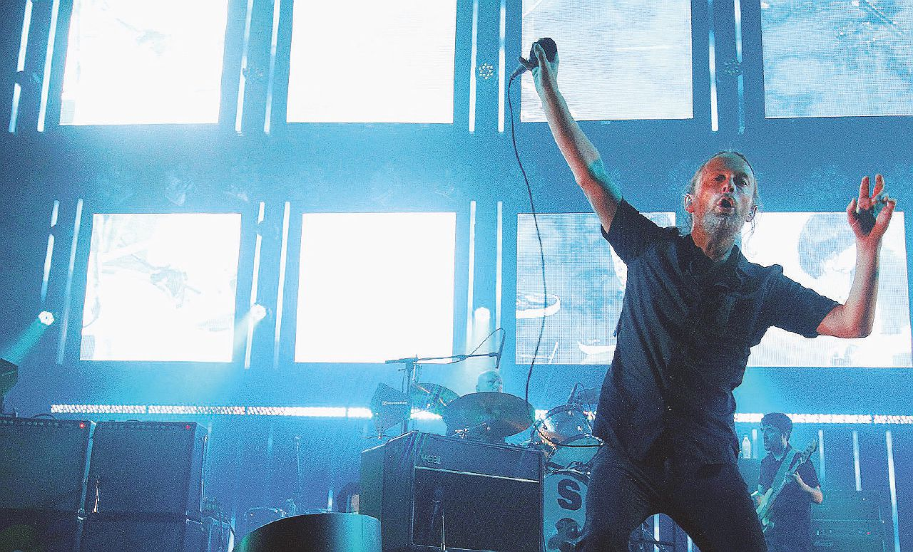 Radiohead, il talento è sempre in altalena