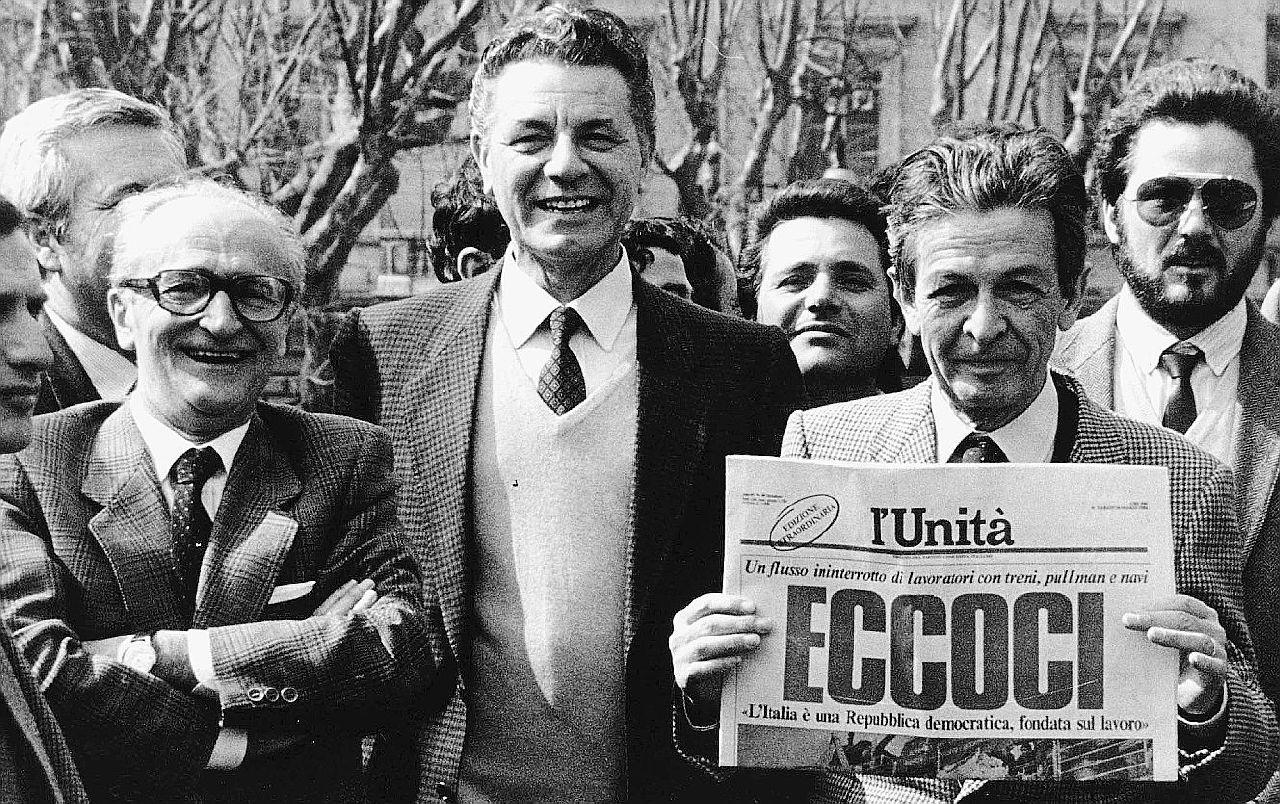 """All'Unità non si può dire """"era meglio Berlinguer"""""""