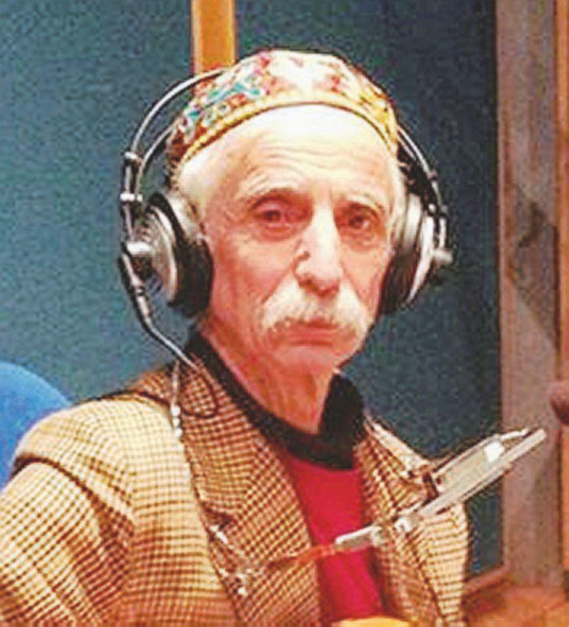 Nissim, musicista e burattinaio: cambia il mondo una poesia per volta