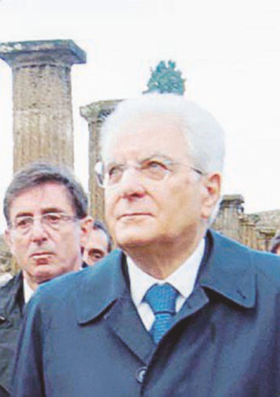 """Dario Franceschini al presidente: """"Ecco il riscatto di Pompei"""""""