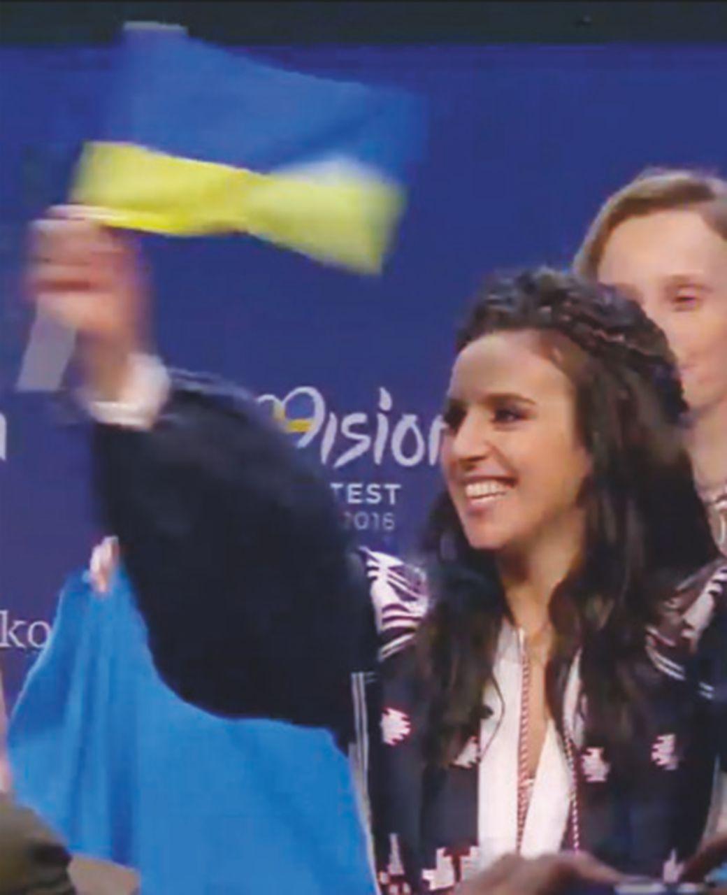 """Vince l'Ucraina, Eurovision """"stonato"""" per Mosca"""