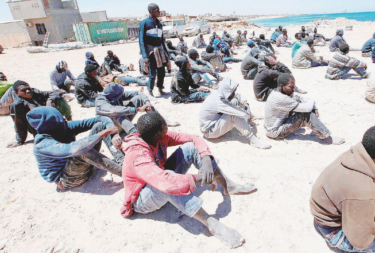 """L'Onu: """"Bloccare i migranti non è la risposta giusta"""""""