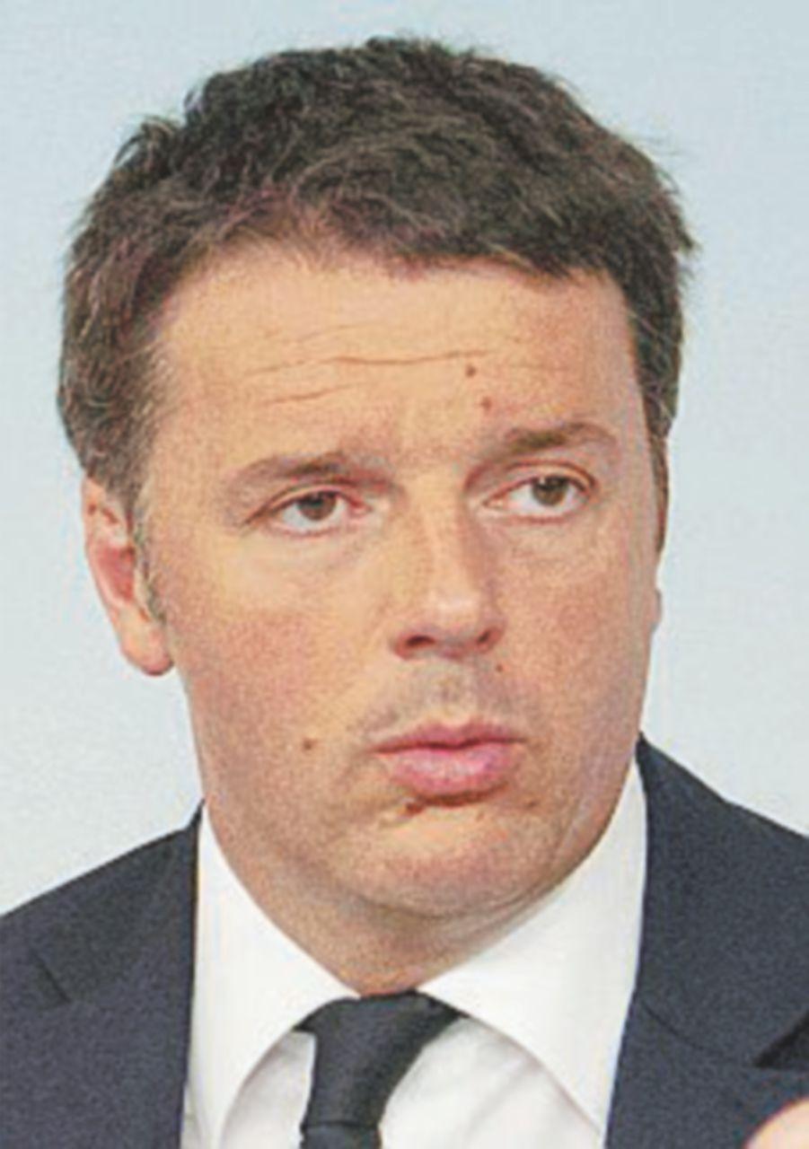 """Renzi: """"È il no  che personalizza  il referendum"""""""