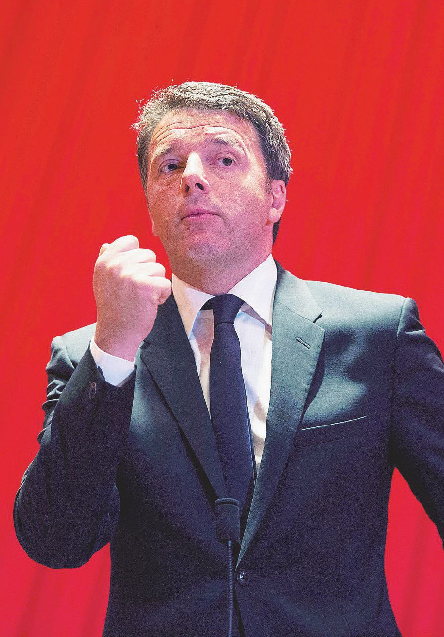 Renzi-Bersani, è iniziata la guerra del referendum