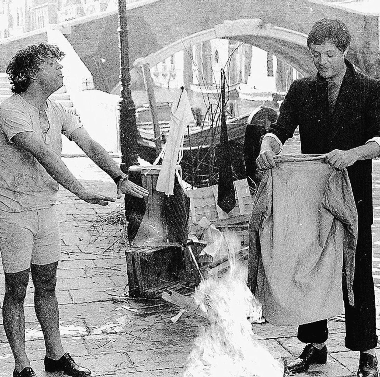 Lino, il timido ubriaco: addio al figlio veneziano del Derby
