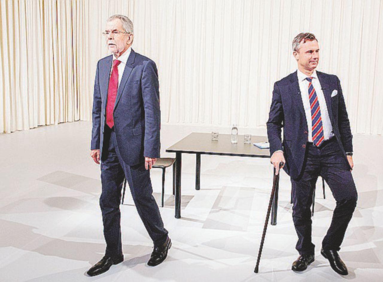 Grosse Koalition contro Hofer