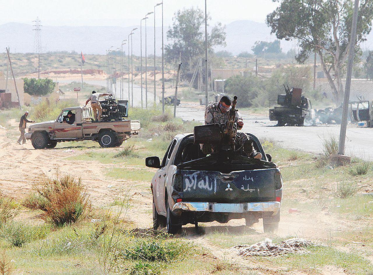 """Il Super Marine ci sprona: """"Missione insieme in Libia"""""""
