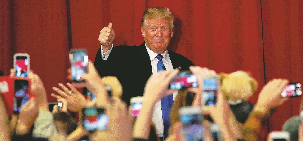 Trump e B., è colpa nostra il successo dei miliardari