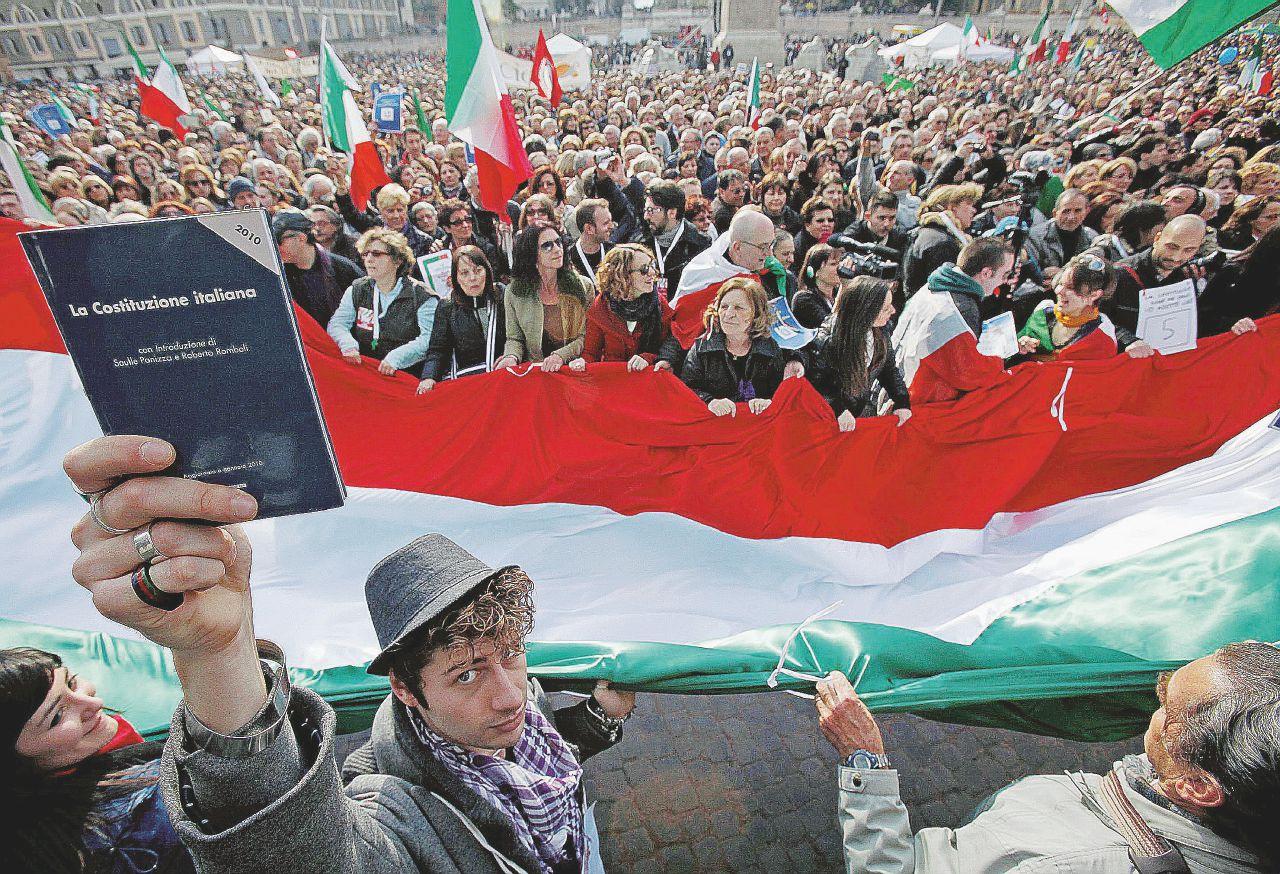 Costituzione e Italicum, 30 ragioni per votare No al referendum di ottobre