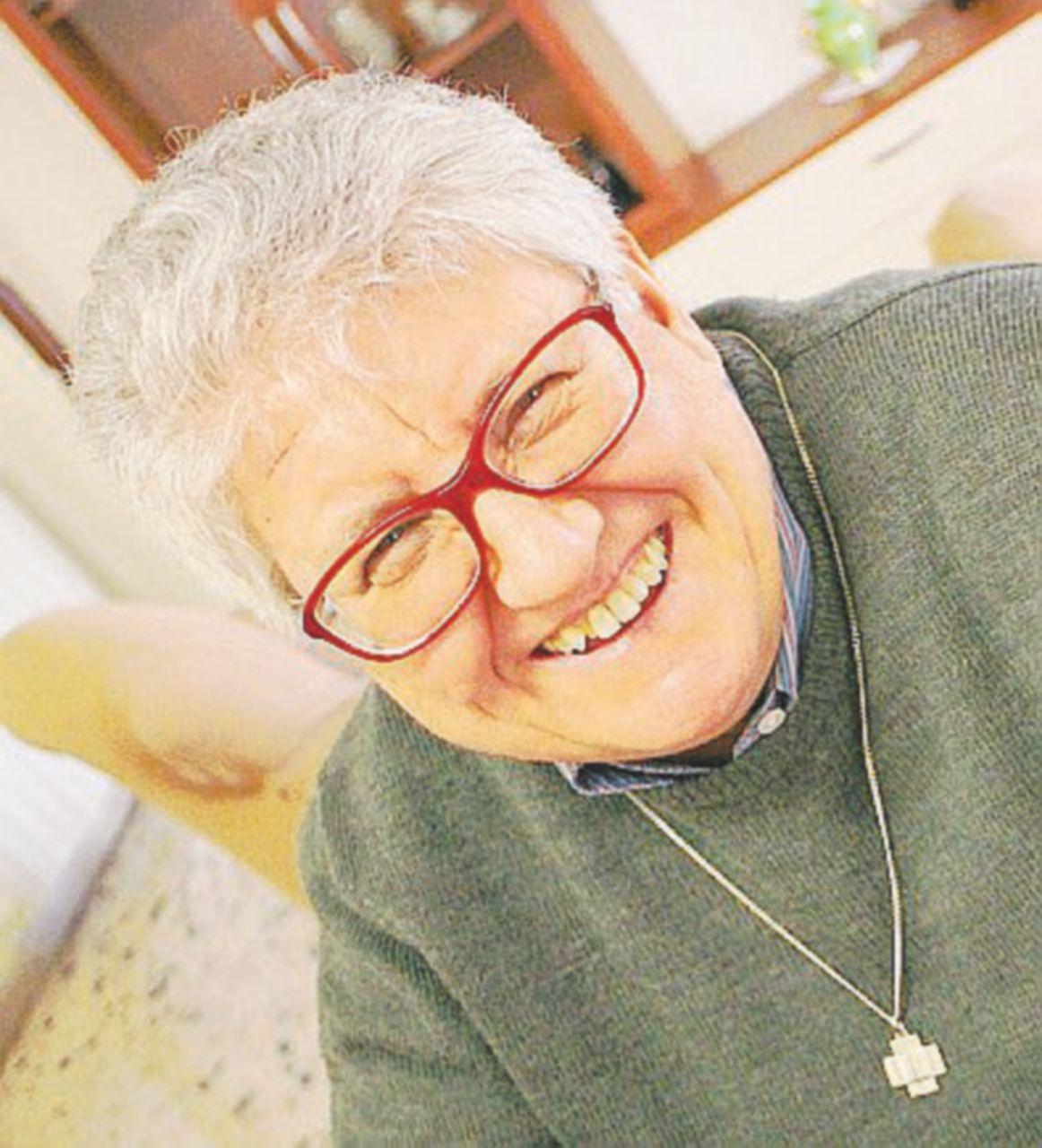 Imprenditrice, animatrice, giornalista. Fernanda resta sempre una suora