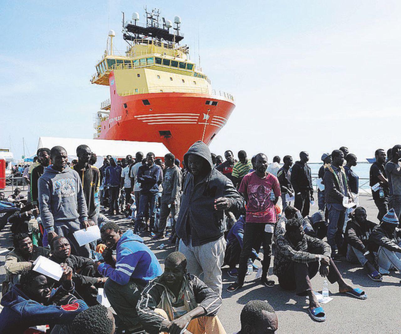 La rete spezzata del Nordafrica fa ricchi i trafficanti