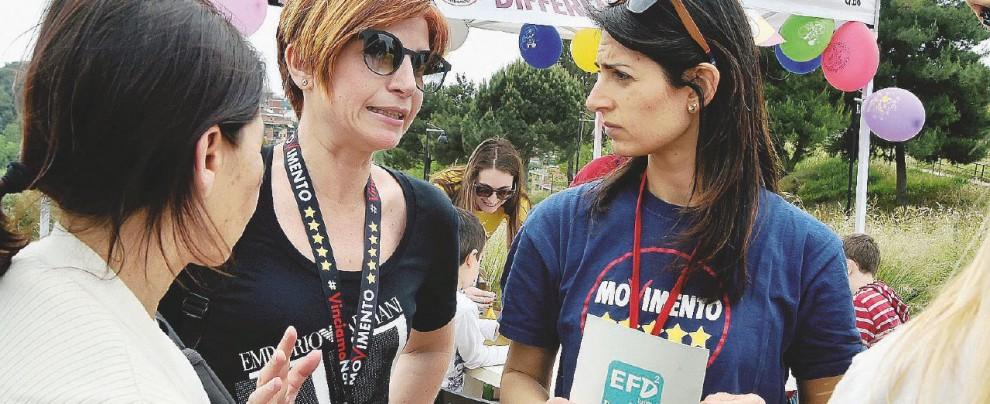 """Comunali Roma, Sabrina Ferilli: """"Voto la Raggi, ragazza pulita. il mio Pd non lo riconosco più"""""""