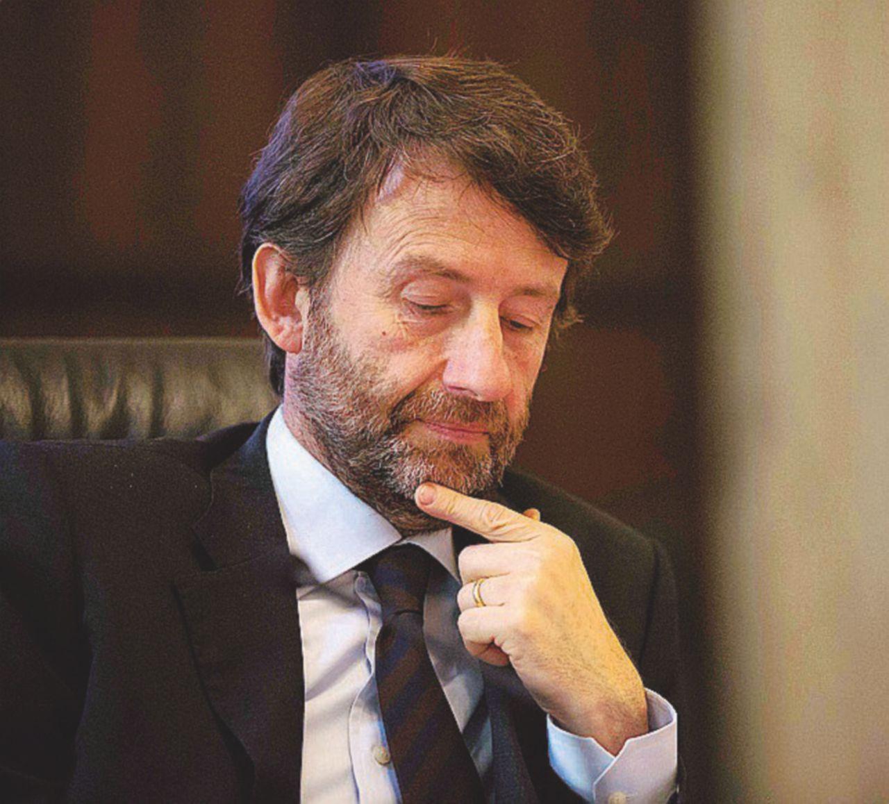 """Quando Franceschini era """"contro il Paese"""""""