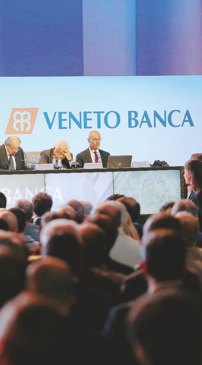 Veneto Banca chiama Atlante. Un'altra Popolare azzerata