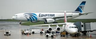 """Egyptair, tv egiziana: """"Trovati rottami in mare"""". Fonti Cairo: """"Piloti non avevano affiliazioni politiche"""""""