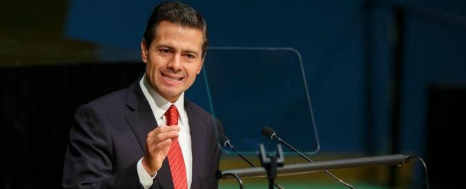 """Nozze gay, il presidente del Messico: """"Saranno inserite nella Costituzione"""""""
